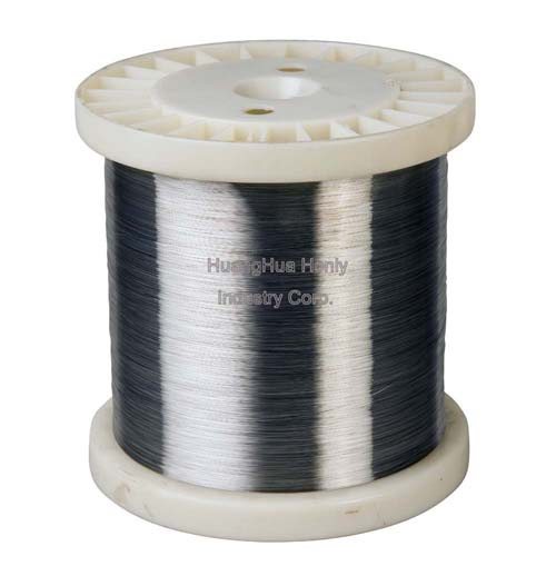 Galv. Iron Wire on Plastic Spool